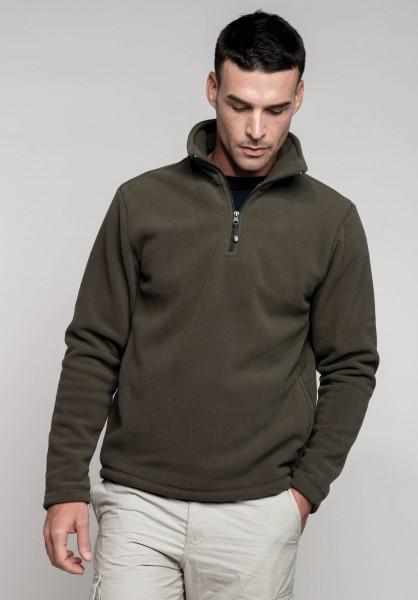 Enzo > Mikrofleece Pullover 1/4 Zip | Kariban