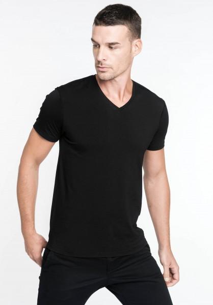 huge selection of 05928 ba6be Calypso > Herren T-Shirt V-Ausschnitt | Kariban