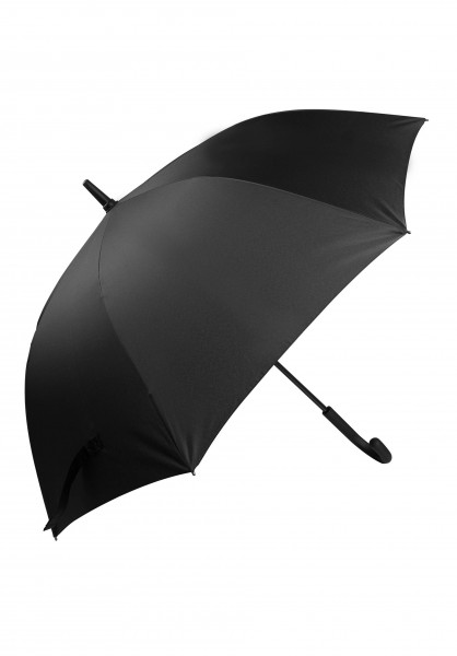 Klassischer Regenschirm, mit abgerundetem Griff   Kimood